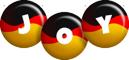 Joy german logo