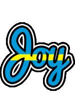 Joy sweden logo