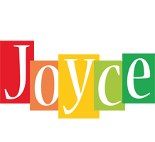 Joyce colors logo