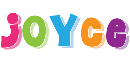 Joyce friday logo