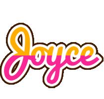 Joyce smoothie logo