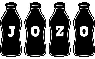 Jozo bottle logo