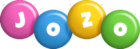 Jozo candy logo