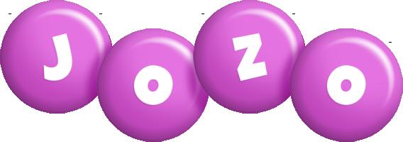 Jozo candy-purple logo