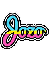 Jozo circus logo