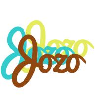 Jozo cupcake logo