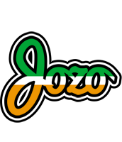 Jozo ireland logo