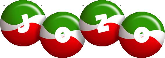 Jozo italy logo