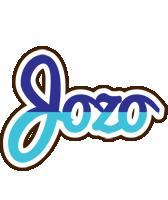 Jozo raining logo