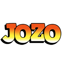 Jozo sunset logo