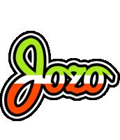 Jozo superfun logo