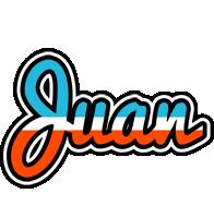 Juan america logo
