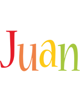 Juan birthday logo
