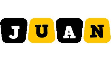 Juan boots logo