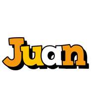 Juan cartoon logo