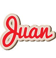 Juan chocolate logo