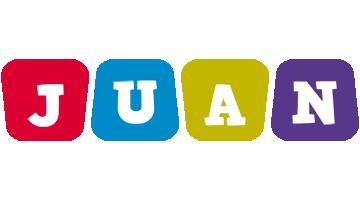 Juan daycare logo