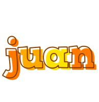 Juan desert logo