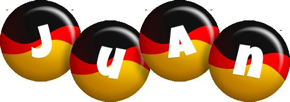 Juan german logo