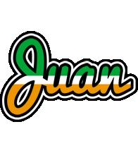 Juan ireland logo