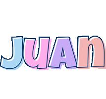Juan pastel logo