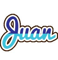 Juan raining logo