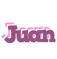 Juan relaxing logo