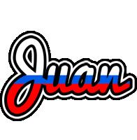 Juan russia logo