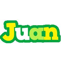 Juan soccer logo