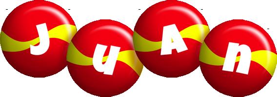 Juan spain logo