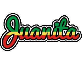 Juanita african logo
