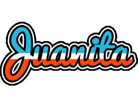 Juanita america logo
