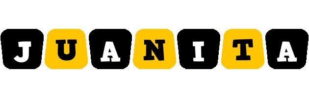 Juanita boots logo