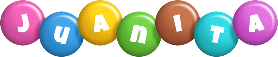 Juanita candy logo