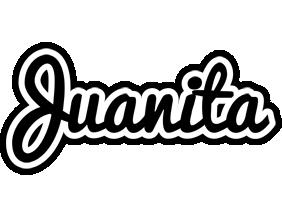 Juanita chess logo