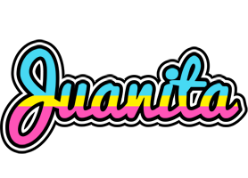 Juanita circus logo