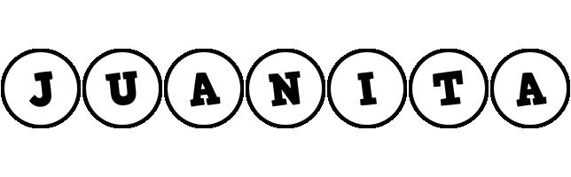 Juanita handy logo