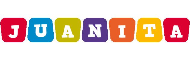 Juanita kiddo logo