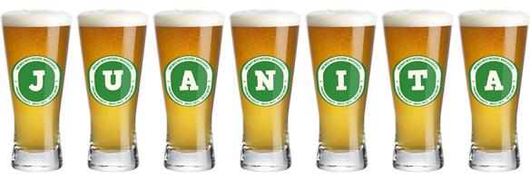 Juanita lager logo