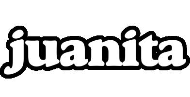 Juanita panda logo