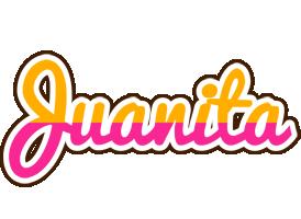 Juanita smoothie logo