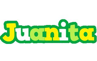 Juanita soccer logo