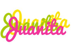 Juanita sweets logo