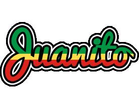 Juanito african logo