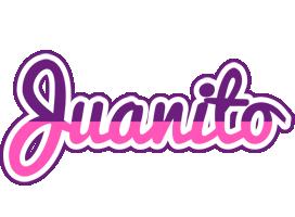 Juanito cheerful logo