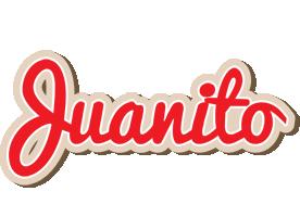 Juanito chocolate logo