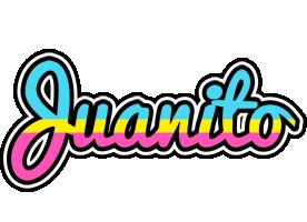 Juanito circus logo