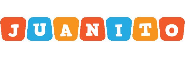 Juanito comics logo
