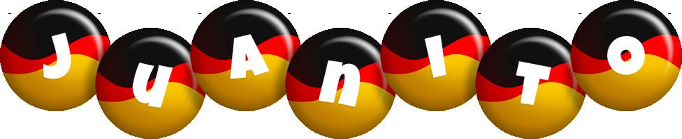 Juanito german logo