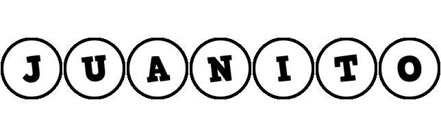 Juanito handy logo